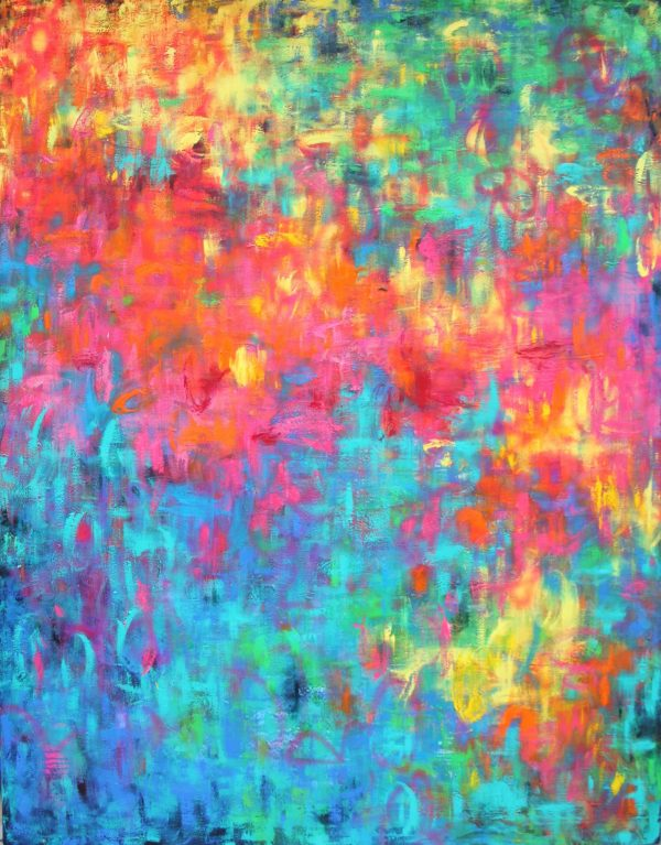 Belinda Nadwie Art Abstract Painting Epic