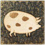 Doris the Pig – SOLD