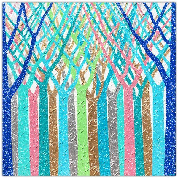 Bt Dreamy Rainforest Miranda Lloyd Artist Australian Art Gallery