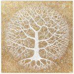 Golden Oak Tree – SOLD