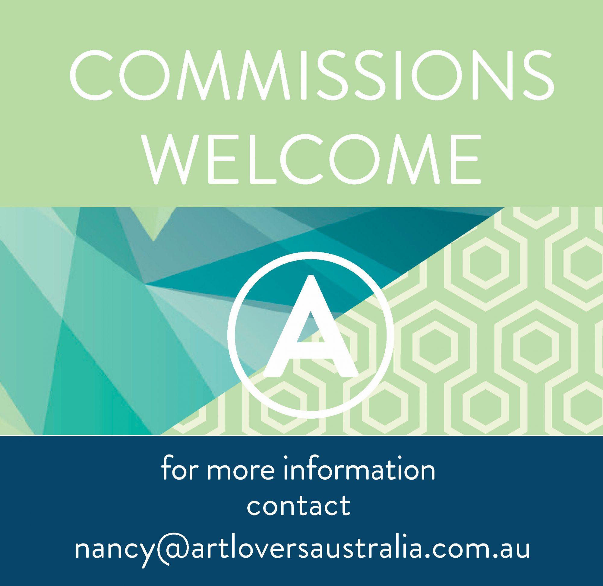 Commissions Green N