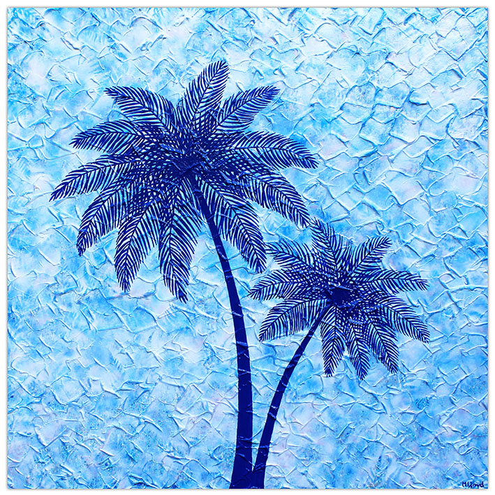 Palm Trees Miranda Lloyd Artist Art Gallery