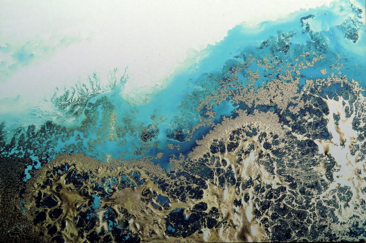 break On Through Canvas Wall Art Print For Sale Petra Meikle De Vlas
