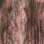 Abstract Woman CZ18038