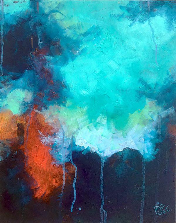 Aqua Clouds Lr