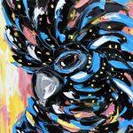 Rainbow Paddle Pop Cockatoo – Quick Study