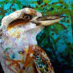 Kookaburra King – Limited Edition Print