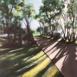 On the Path at Cotton Tree