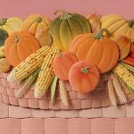 Pumpkins in a Basket