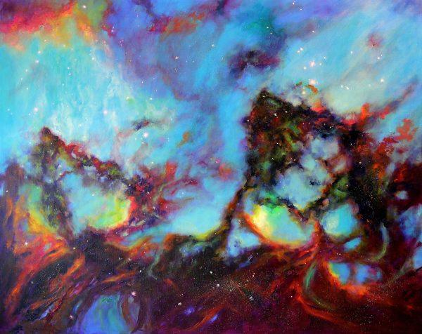 Tarantula Nebula ©2018 Marie Green