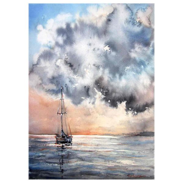 Violetta Kurbanova Boat 1