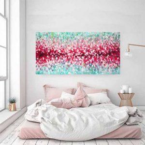 Belinda Nadwie Abstract Artist Painting Ignite My Soul 1
