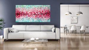 Belinda Nadwie Art Abstract Painting Ignite My Soul 2