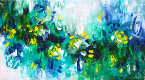 Belinda Nadwie Art Abstract Painting Peace