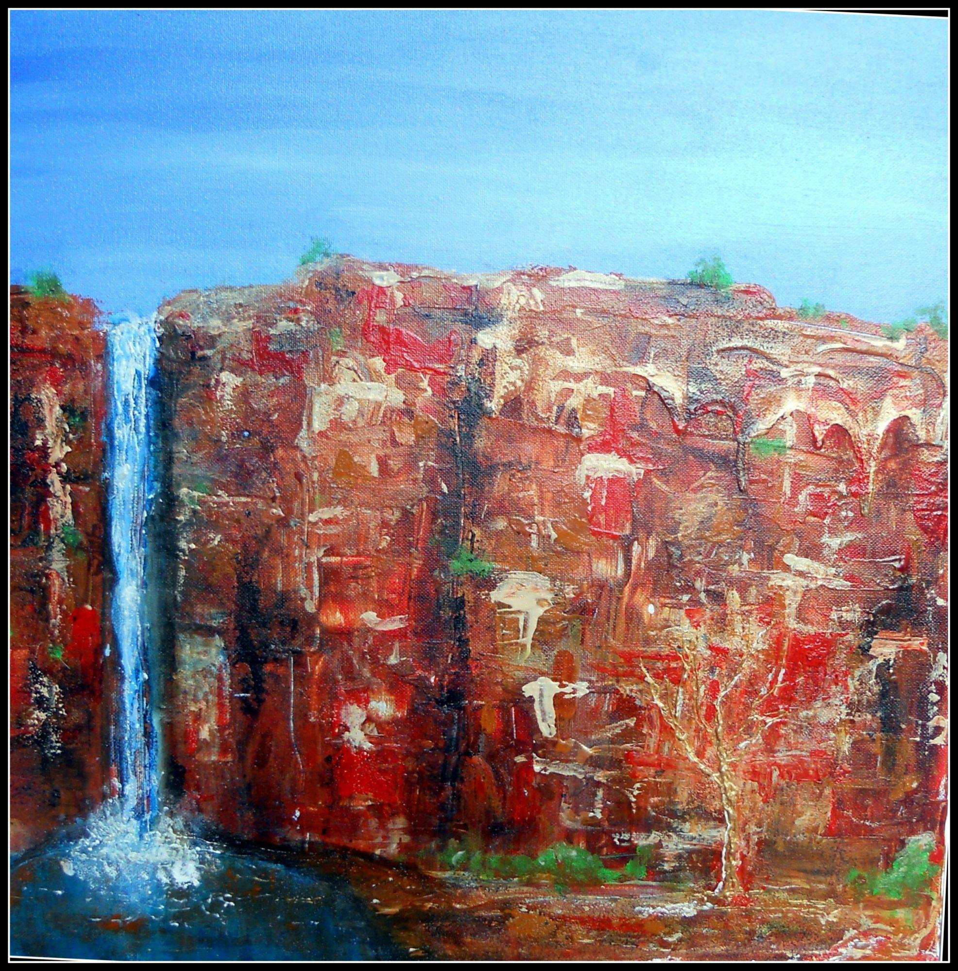Kimberly Waterfall2