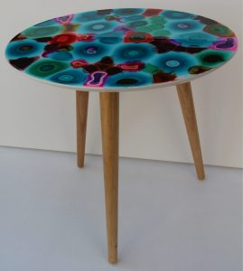 Resin Table 1
