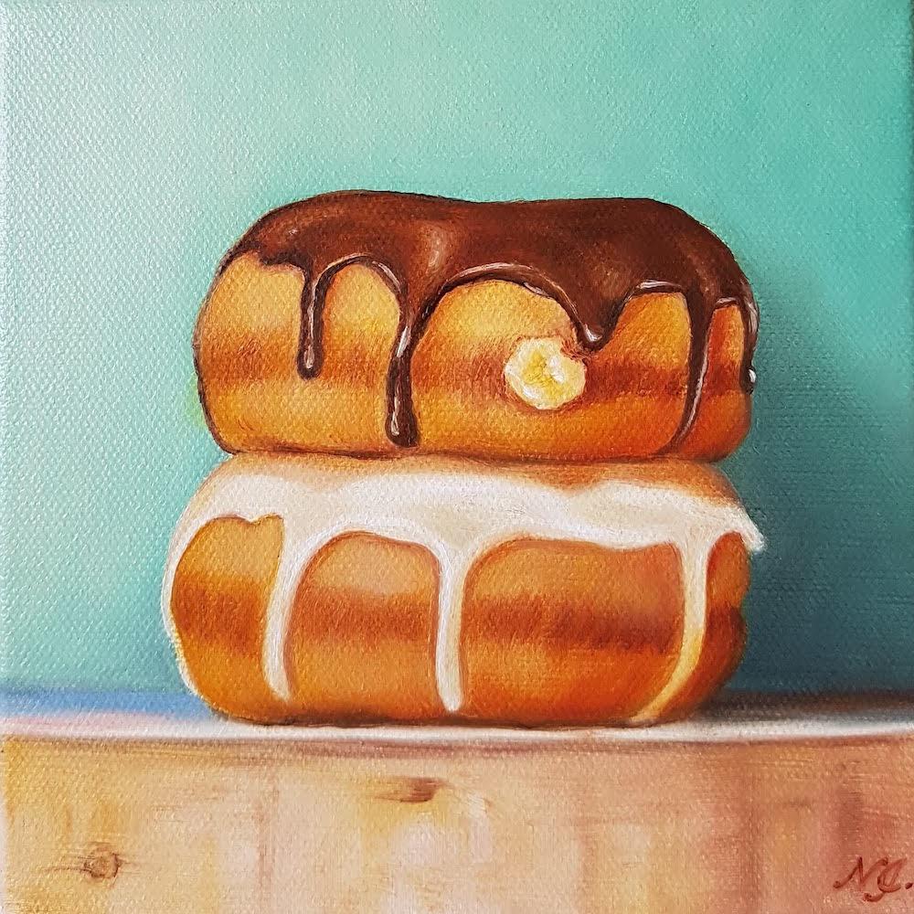 2 Donuts Sm