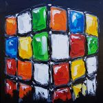 The Little Rubix Cube