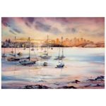 Sunset – Sydney Harbour