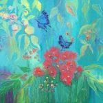 Butterfly Garden Australian Fine Art