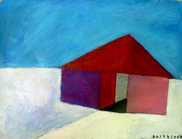 House By The Sea Kurt Black