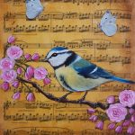 Songbird II – Blue tit