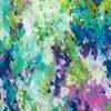 Viola Bloom By Australian Artist Amber Gittins