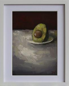 Avocado With Plate B