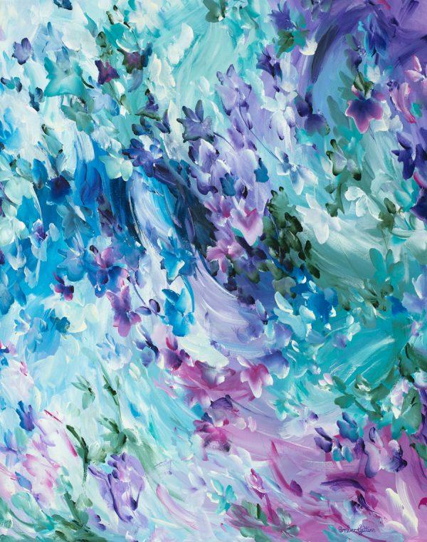 Distant Dreams By Australian Artist Amber Gittins