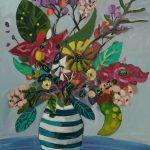 Floral No 3 o