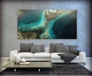 Large Ocean Art For Sale Petra Meikle De Vlas