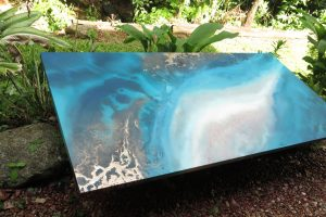 Large Ocean Painting For Sale Petra Meikle De Vlas