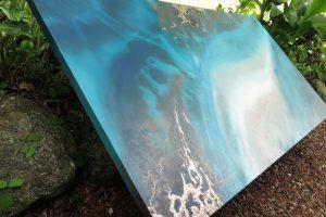 Large Ocean Painting For Sale Petra Meikle De Vlas