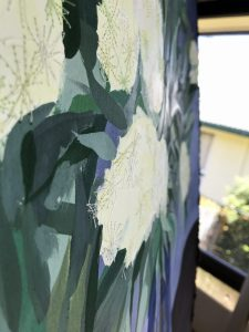 Lemon Myrtle In Bloom By Leah Gay 2019 Detail Three