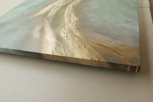 """ Molten Gold "" Corner Petra Meikle De Vlas"