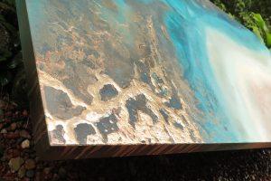 Ocean Painting For Sale By Petra Meikle De Vlas