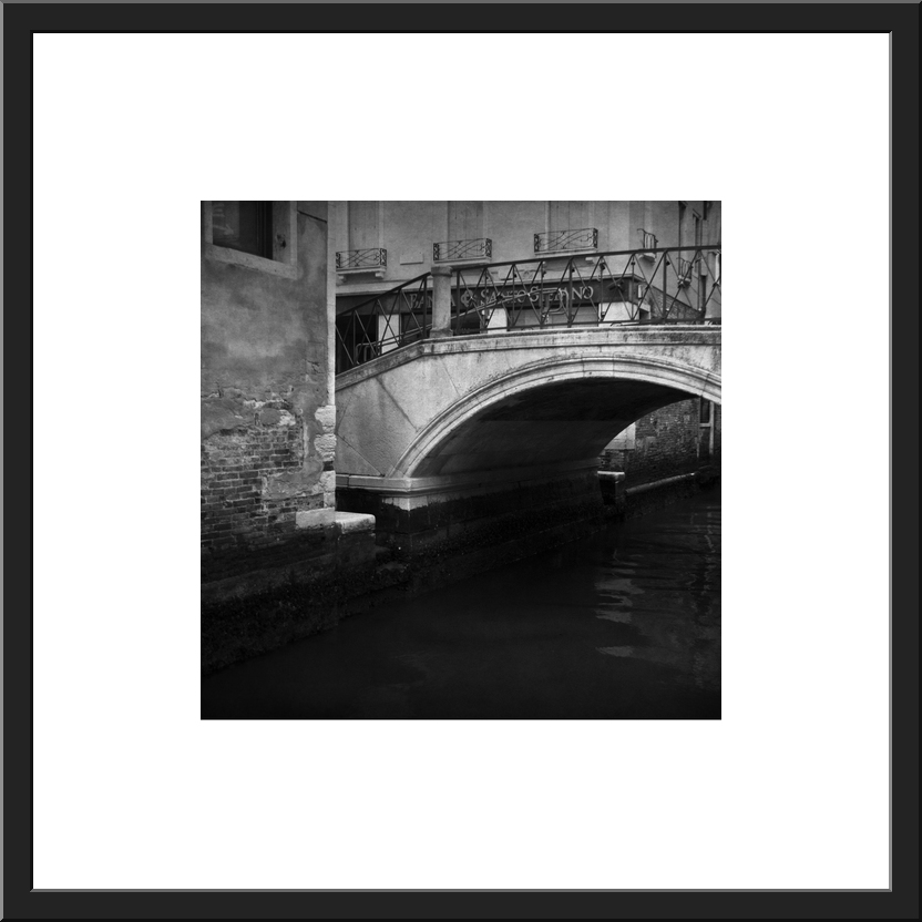 Pcb1318sq Venice Framed