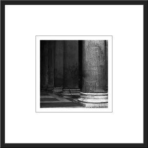 Pcb1399sq Rome Framed