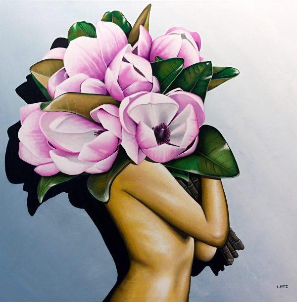 Pink Magnolias Sm