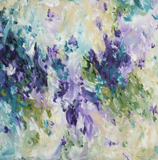 Serenity By Australian Artist Amber Gittins