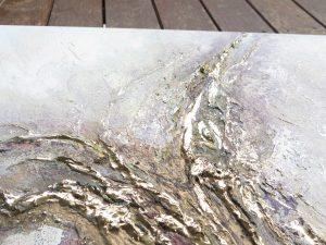 Texture Gold Wall Art For Sale Gold Rush Petra Meikle De Vlas