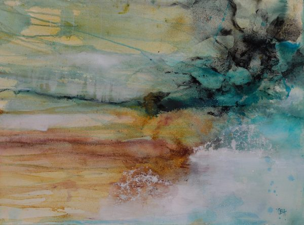 The Echoing Sea, Olivia Alexander 56x76cm