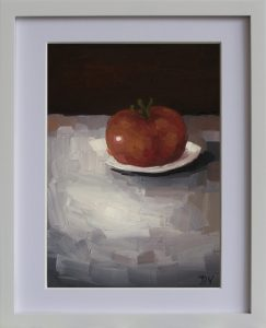Tomato With Plate B