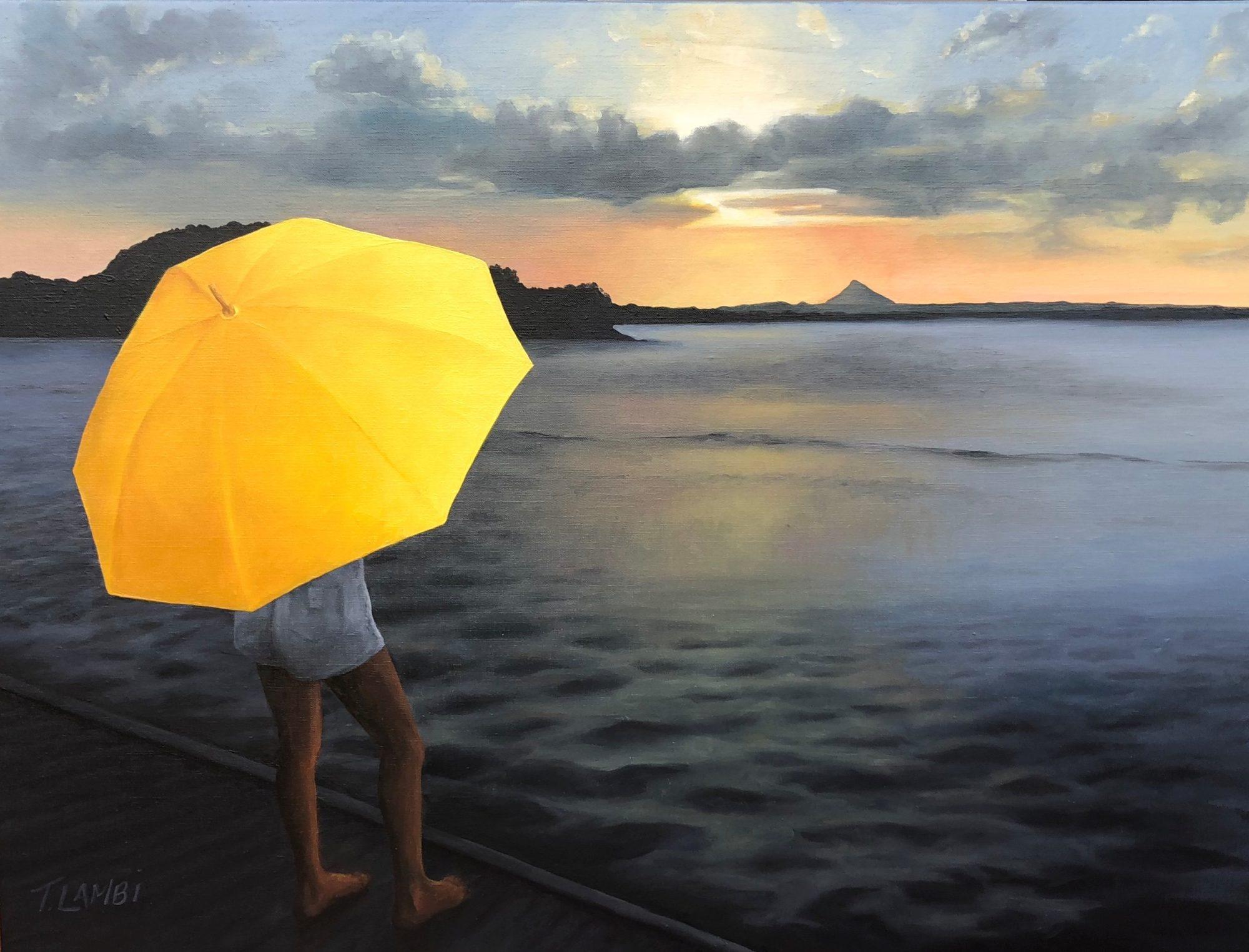 Trisha Lambi When Sunset Paints Us Gold