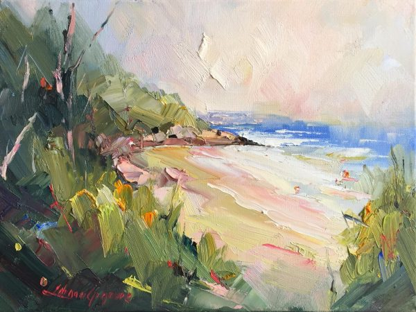 99 Mt Martha 3, 40x30cm (copy)