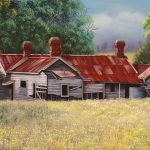 Abandoned Old Farmhouse 2 Ltd Ed Giclee Print