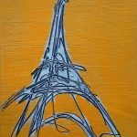 Eiffel sketch No 1
