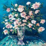 Charlene's Still Life Flowers in a Vase