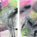 Pleasure in the Memory (diptych)