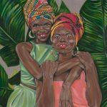 Isata & Mariama – Ltd Ed Print